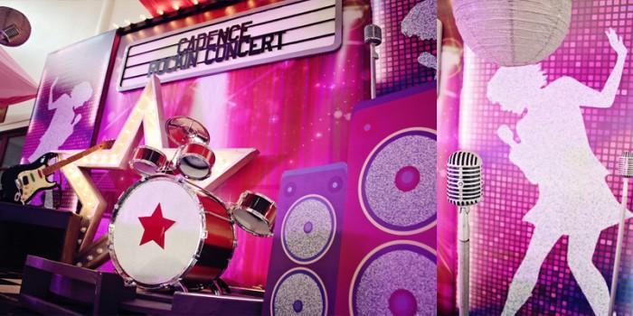 Cadence's Rockin' Concert!