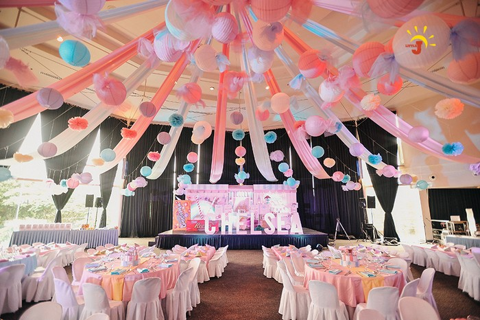 Top 10 kiddie party venues in metro manila for Balloon decoration for birthday party philippines