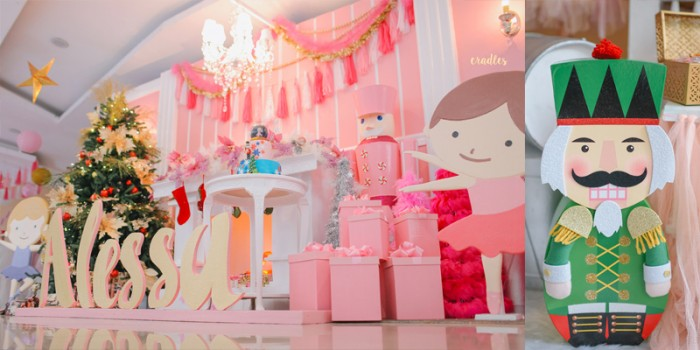 The Best Christmas Party Theme (for a Girl)