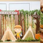 Party Magic's Latest Theme Mash-Up: Rafa's Camp at Christmas!